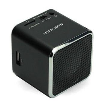 MUSIC MAGIC Speaker (Black) Price Philippines