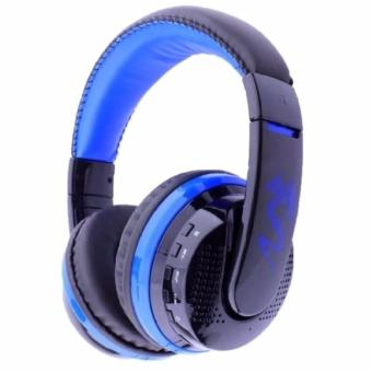 MX666 Wireless Bluetooth 4.0 + EDR Stereo Headset Headphone with Mic Support FM