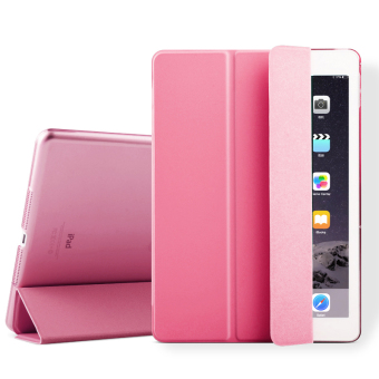 Mypro Young Series Ultra Slim Smart Cover with Auto Sleep/WakeFunction for Apple iPad Mini 1/2/3 (Pink)