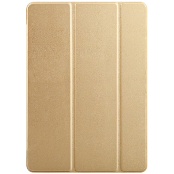 Mypro Young Series Ultra Slim Smart Cover with Auto Sleep/WakeFunction for Apple iPad Mini 4 (Gold) - 4