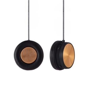 NATIVE UNION Monocle Speakerphone Special (Brushed Copper)