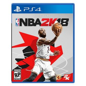 NBA 2K18 PS4 GAME R3,R1 BNEW MINT CONDITION Price Philippines