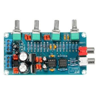 NE5532 OP-AMP HIFI Preamp Preamplifier Volume Tone EQ Control Board Module DIY - intl - 2