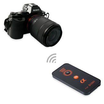 Neewer 2 pack IR Wireless Shutter Release Remote Control for SonyAlpha Series A65, A77, A230, A330, A450, A500, A550, A560 DSLRCameras and NEX-7, NEX-5C, NEX-5N Compact Cameras - 4
