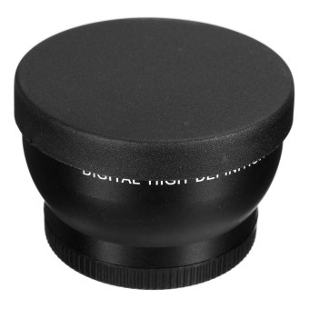 Neewer 52mm 2X Telephoto Lens for or Nikon D3100 D5200 D5100 D7100D90 D60 and Other DSLR Camera Lenses with 52MM Filter Thread - Intl - 3