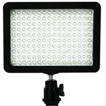 Neewer OE-160C Dimmable LED Barndoor On Camera Video Light forCanon - intl