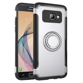 Philippines | New Arrival For Samsung Galaxy J7 Prime TPU+PC 2in1 Ring HolderPhone Case/Amor Rugged Shockproof Built-in Stand Vehicle-mountedAdsorb Case ...