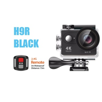 New Arrival!Original Eken H9 / H9R Ultra HD 4K Action Camera 30mwaterproof 2.0' Screen 1080p sport Camera go extreme pro cam - intl