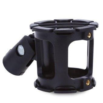 New C-1 Microphone Mic Suspension Shock Mount Clamp CondenserHolder Clip - intl - 5