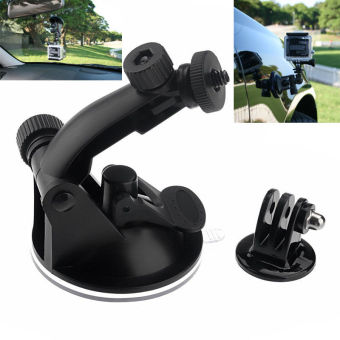 New Suction Cup Mount for GoPro Hero 3+ 3 2 1 Hero3 Camera Accessories Price Philippines