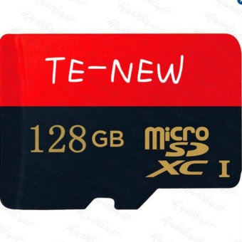 Newest 128GB 80MB/s Micro SD Card Class 10 SDXC Flash Memory Card -intl