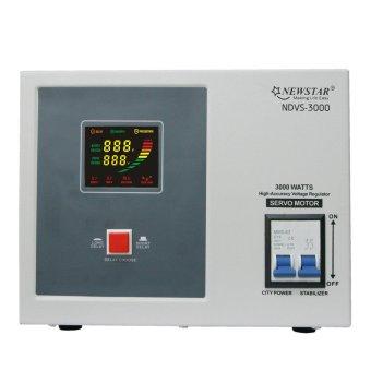 Newstar NDVS-3000 Servo 3000W AVR (Grey) - 4