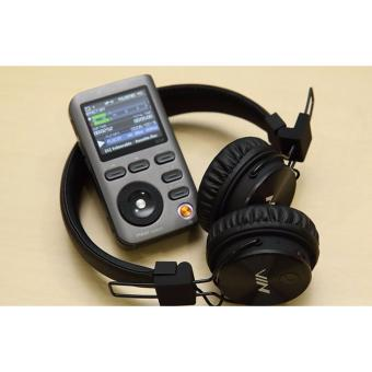 Nia X3 Superb Sound Wireless Calls and Music, TF card play, FMRadio,Audio input 4 in 1 Head Phones - 3