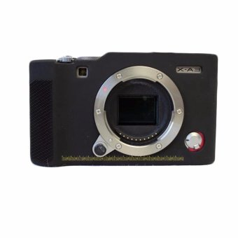 Nice Soft Camera Bag Silicone Case Rubber Camera Protective Body Case for Fuji XA3 - intl