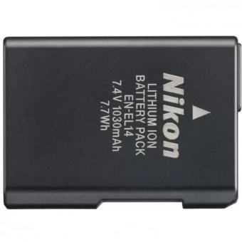 Nikon Battery Pack EN-EL14 Li-Ion For Nikon Camera