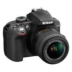 Nikon D3300 18-55mm Black Image