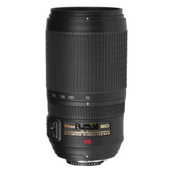 Nikon D5300 Black with 18-55mm VR II + AF 70-300mm G Twin Lens Kit - picture 2