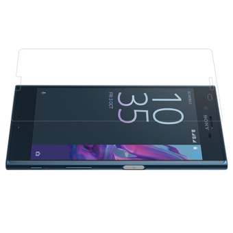 Nillkin 0.2mm Screen Protector For Sony Xperia XZs Anti-BurstTempered Glass Protective Film for Sony Xperia XZ - intl - 5