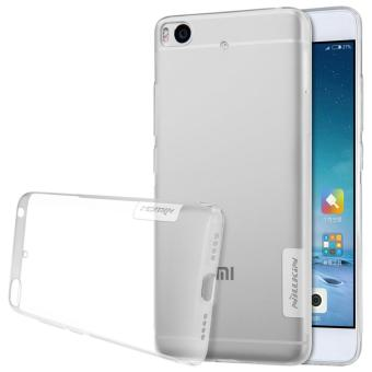 NILLKIN 0.6mm Nature Soft TPU Back Case for Xiaomi Mi 5s - White -intl Price Philippines