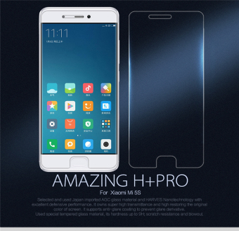 Nillkin 9H Tempered Glass Screen Protector Film For Xiaomi Mi 5s(H+Pro) - intl Price Philippines
