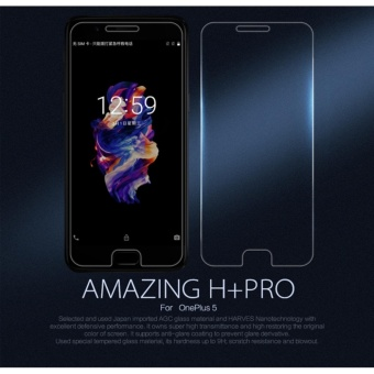 Nillkin Amazing Anti-Explosion Tempered Glass Screen Protector ForOnePlus 5( H+PRO)