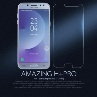 NILLKIN Amazing H+PRO Tempered Glass Screen Protector Anti-Explosion for Samsung Galaxy J7 (2017) EU Version - intl
