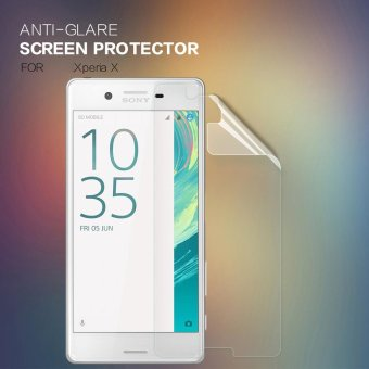 NILLKIN for Sony Xperia X Matte Anti-scratch Screen Guard Film -intl Price Philippines
