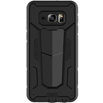 Nillkin Hybrid Tough Hard PC Armor Slim Case for Samsung S7 Edge(Black) Price Philippines