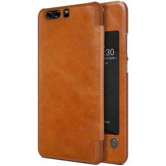 Nillkin Leather Case Cover Phone Bags For Huawei P10 - intl