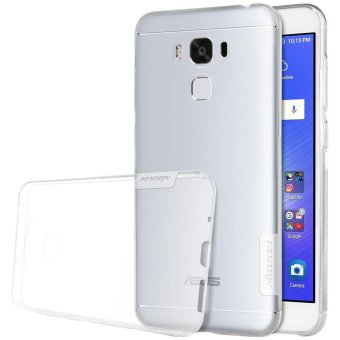 NILLKIN Nature TPU Case Soft Cover 0.6mm for Asus Zenfone 3 Max ZC553KL - White - intl Price Philippines
