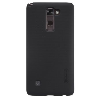 Nillkin PC Matte Super Frosted Shield Back Case For LG Stylus 2(Black) intl