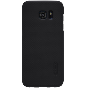 Nillkin PC Matte Super Frosted Shield Back Case for Samsung GalaxyS7 Edge / G9350 (Black) intl