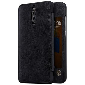 Nillkin Qin Series Luxury Flip cases Leather Case Cover Phone BagsFor Huawei Mate 9 Pro - intl Price Philippines