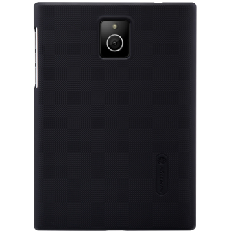 Nillkin Super Frosted Shield Matte PC Hard Back Case Cover forBlackberry Passport / Q30 (Black) - intl Price Philippines