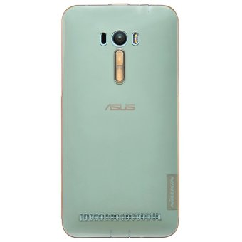 NILLKIN TPU Cover for Asus Zenfone Selfie ZD551KL (Brown)