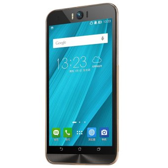 NILLKIN TPU Cover for Asus Zenfone Selfie ZD551KL (Brown) - 5