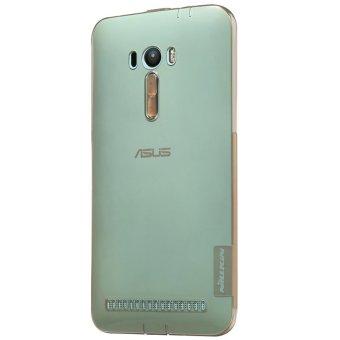 NILLKIN TPU Cover for Asus Zenfone Selfie ZD551KL (Brown) - 2
