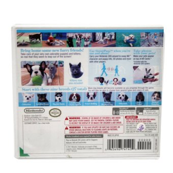 Nintendo 3Ds Nintendogs and Cats French Bulldog - picture 2