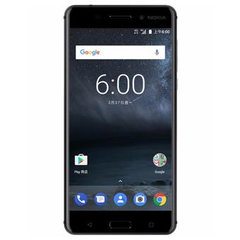 Nokia 6 Dual Sim (4GB, 64GB) - Black Price Philippines