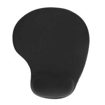 Non-slip Backing Mouse Pad Mat Comfort Gel Wrist Support for PCLaptop