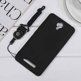 Note2/note2 silicone lanyard Redmi protective case phone case