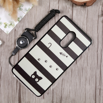Note4/note4 cool lanyard silicone ring support protective case phone case