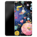 Note4x cartoon silicone transparent cartoon protective case phone case