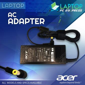 Notebook Laptop Charger ac adaptor for Acer 19V 3.42A 65watts (5.5mm x 1.7mm)