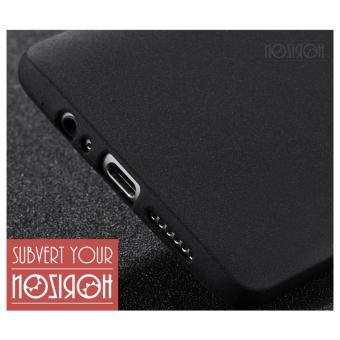 NOZIROH Oneplus 3 Oneplus 3T Matte Silicon Phone Cover Oneplus 3/3TStandstone Soft Case Black Color - intl - 4