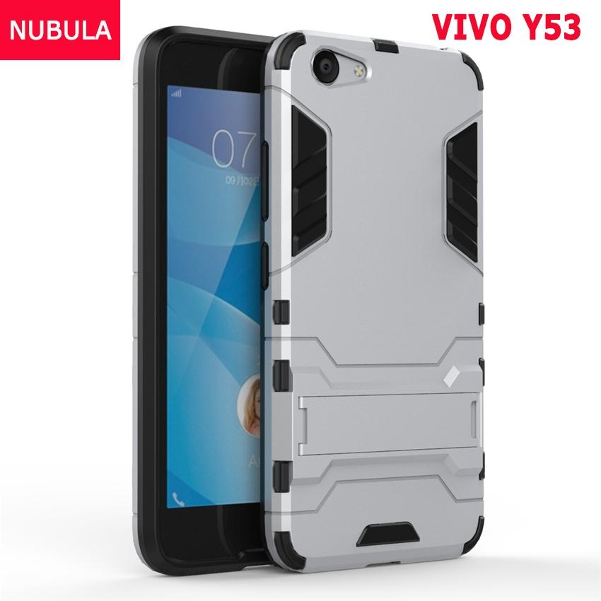 NUBULA 360 degrees Ultra-thin Hard Back Cover For VIVO Y53Detachable 2 in 1 Hybrid ...