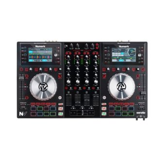Numark NVXEU DJ Controller (Black) Price Philippines