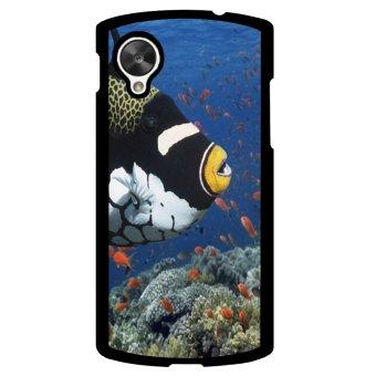 Ocean Seas Phone Case for LG Nexus 5 (Multicolor)