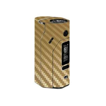 Oddstickers Carbon Fiber E-Cigarette Skin Cover for Wismec RX200 2/3