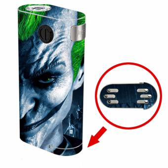 Oddstickers E-Cigarette joker 5 Skin Cover for Wismec Noisy CricketV2